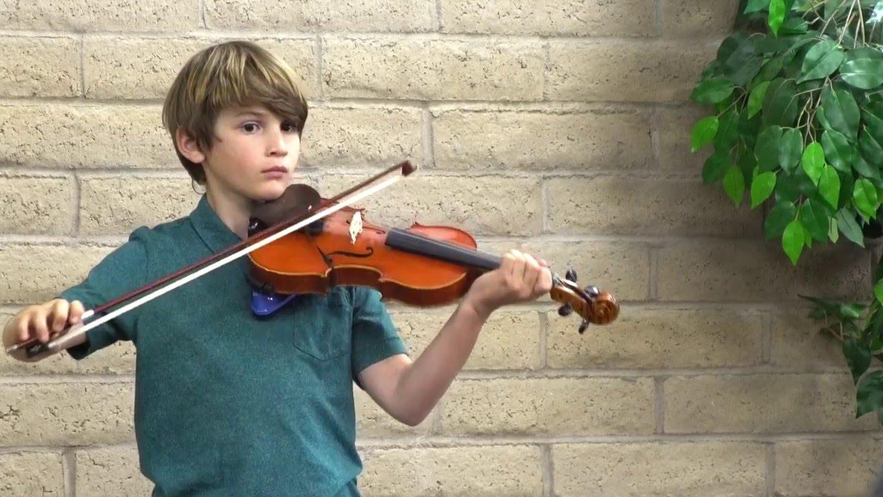 Spring Violin Concert