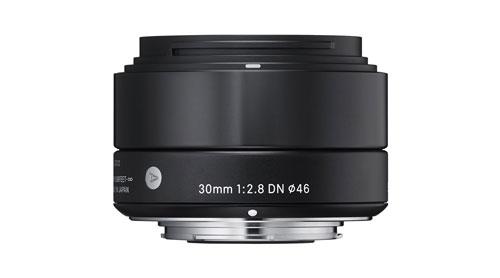 Sigma 30mm f/2.8 on Sony a7rii