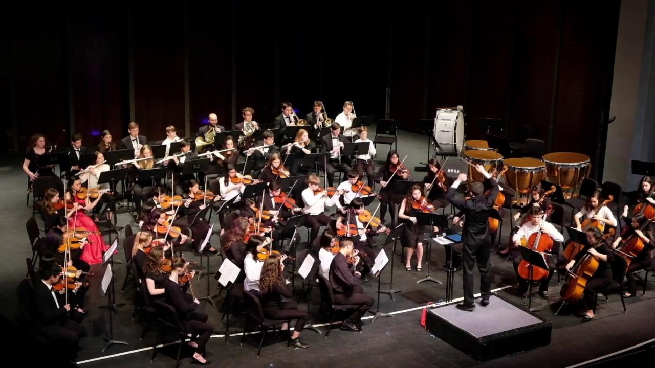 NV Youth Symphony Concert