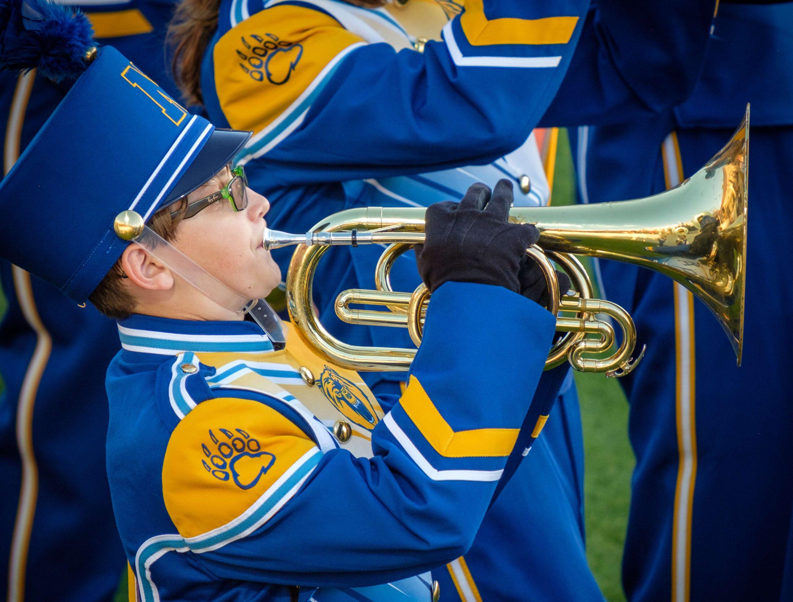 Napa High Marching Band